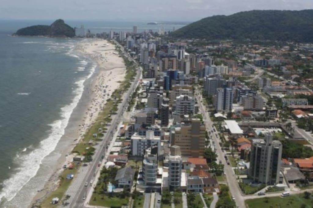 Caiobá - Praia Brava