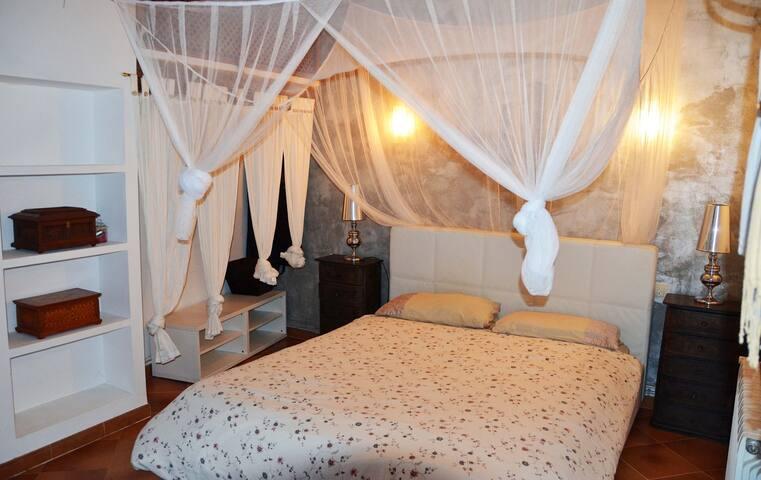 Doppelzimmer, privates Badezimmer, Pool und Garten - Valldemossa - Hus
