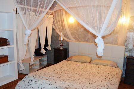 Doppelzimmer, privates Badezimmer, Pool und Garten - Вальдемосса
