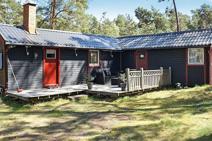 5 person holiday home in Mönsterås