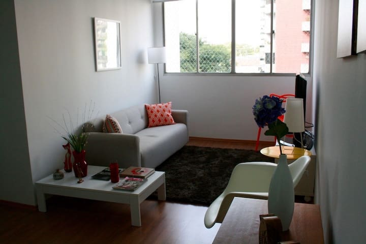 5 Star Apartment in Moema Sao Paulo!