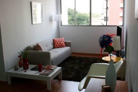 5 Star Apartment in Moema Sao Paulo!