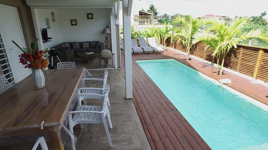 VILLAS MARANA-Villa Mara- nouvelle construction-
