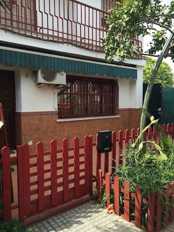 Habitación individual en casa - Dos Hermanas - Ház