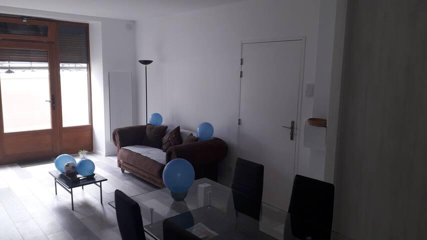 Appartement 40m2