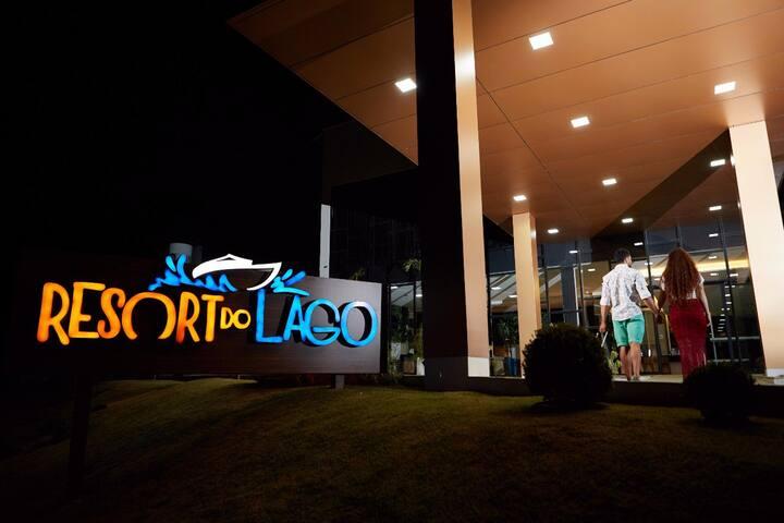 Resort do Lago - Caldas Novas - Até 5 pessoas