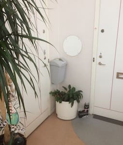 Small studio,close to Commutertrain - Upplands Väsby - 公寓