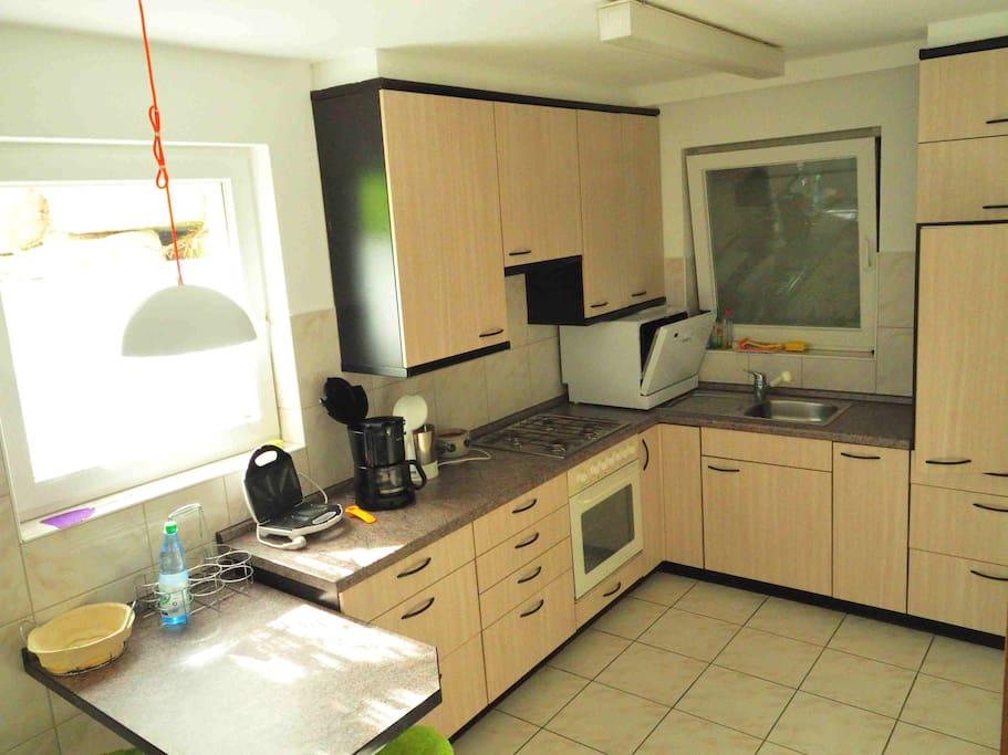 neu gem tliches zuhause voll ausgestattet wohnungen zur miete in rosengarten baden. Black Bedroom Furniture Sets. Home Design Ideas