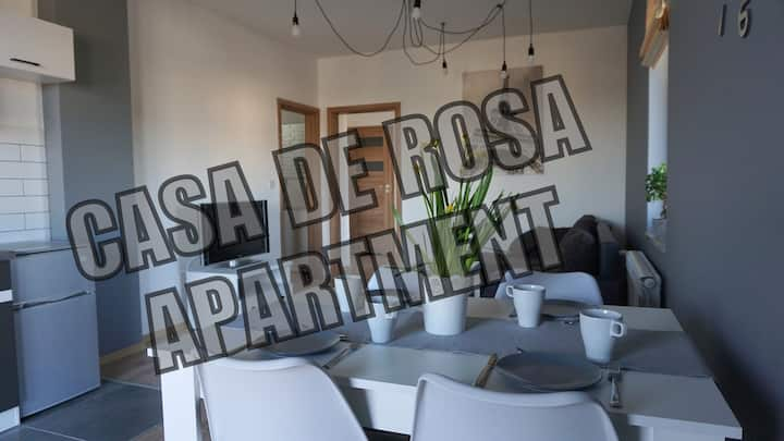Nowoczesny Apartament Casa de Rosa Energylandia