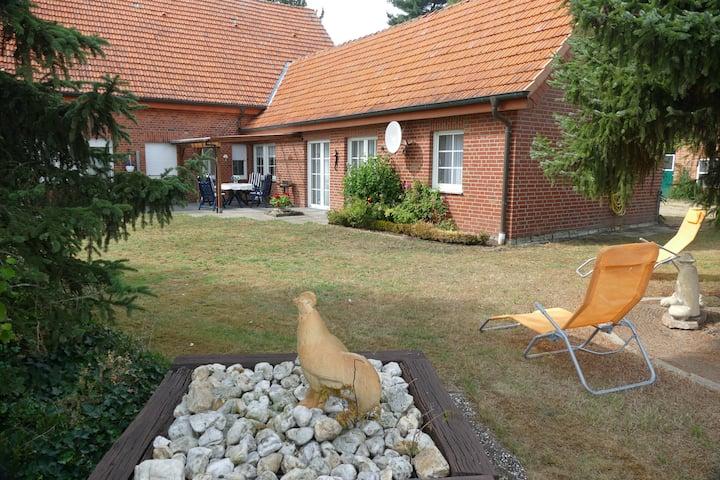 Ferienwohnung  Kiebitzheide Beelen/Warendorf