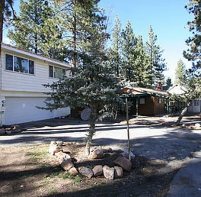 Big bear loft near lake and snow summit loft in affitto for Cabine di noleggio in big bear ca