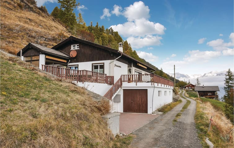 Holiday cottage with 4 bedrooms on 120 m² in Törbel