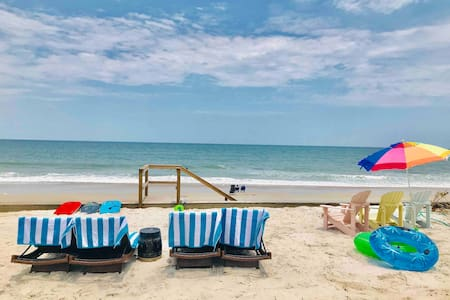 Florida Private Direct Beachfront   JAXStAugustine