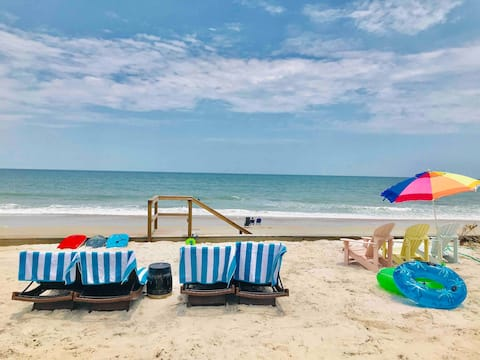 Beautiful Florida Oceanfront Jax/St Augustine
