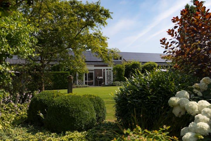 Luxe appartementen I buitengebied Utrecht