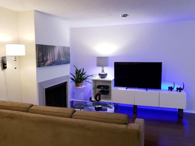 Remodeled unit. Modern, minimalist & elegant.