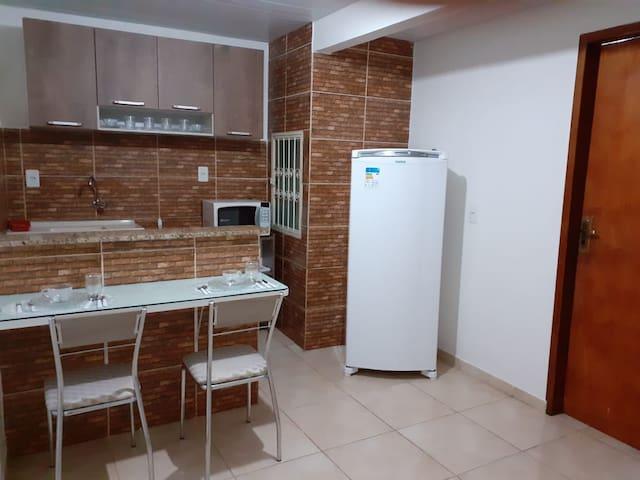 Apartamento Centro de Convencao  Vasco Vasques Std