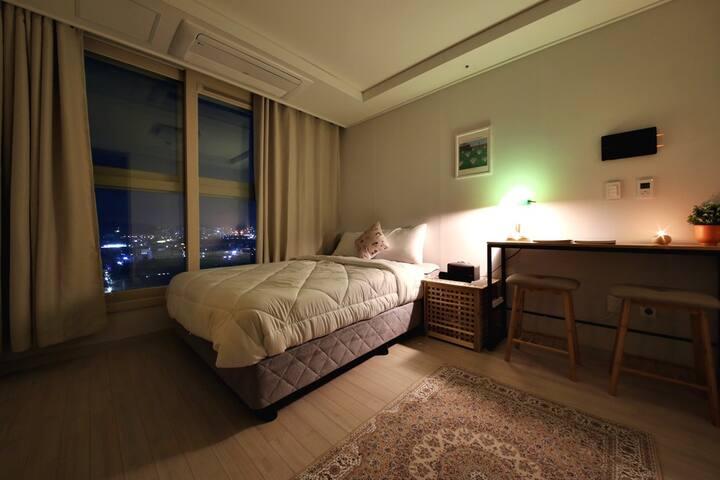 도화 Cozy lighting room[제물포역,인천의료원,청운대,재능대,인천대]
