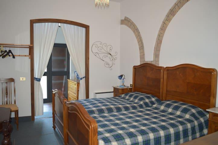 Mulino San Lorenzo - Camere - Volterra - Wohnung
