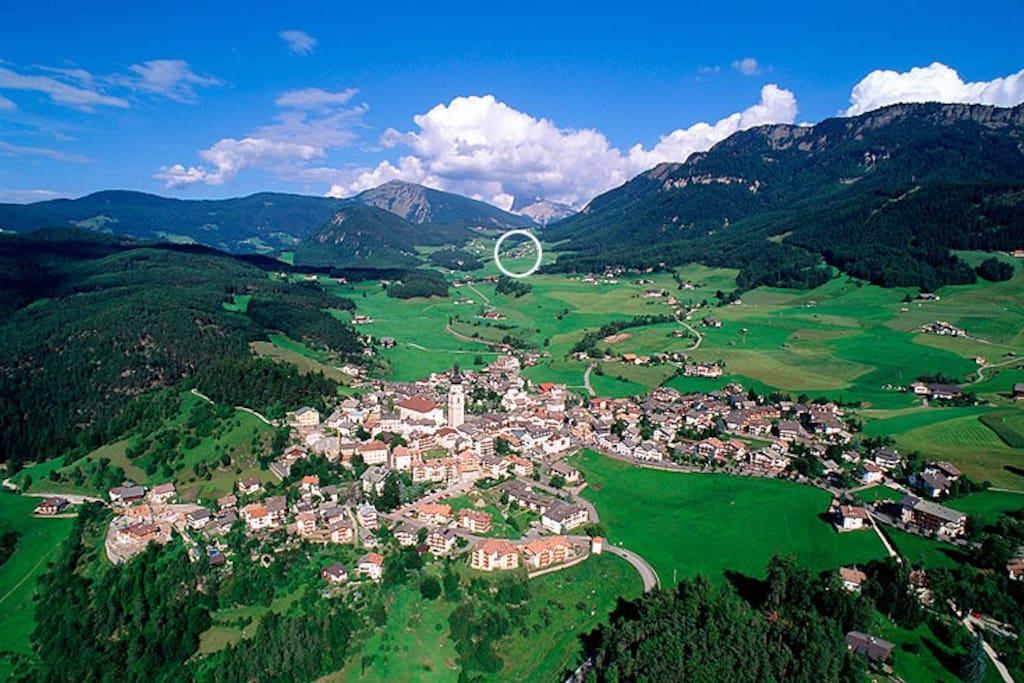 Tirolerheim *** St.Michael/Kastelruth