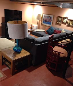 A Two-Bedroom Basement Studio - Marquette - Lägenhet