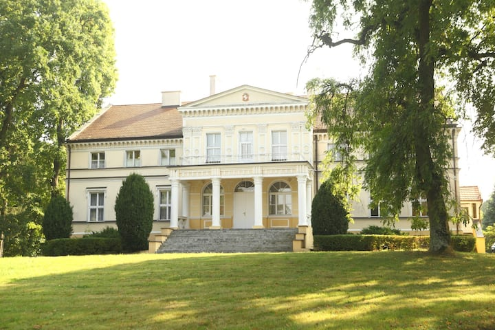 Unique retreat in the heart of the BoryTucholskie