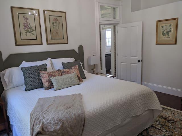 Main Floor Owner's Suite Bedroom