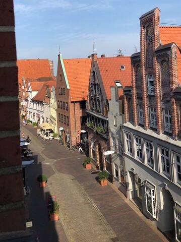 Lüneburg von oben