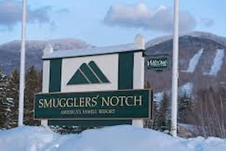 Smugglers' Notch 2Bdr-12/27/17- 12/31/17 (4 nts) - Cambridge - Overig