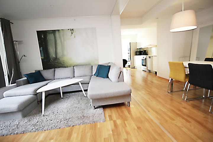 3 Bed City Center - Best of Oslo starts here!