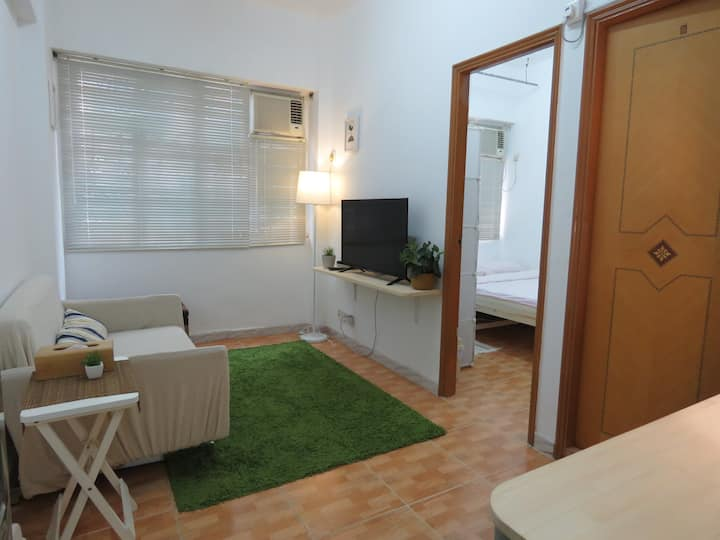 2Bedroom 2Bath Mongkok Center