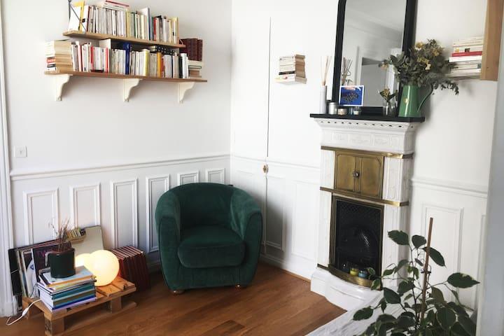 Charmant appartement situé au coeur du Marais