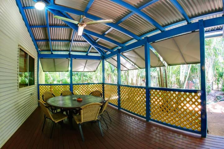 Habitat Resort Broome (3 bed Std- 3 night minimum)