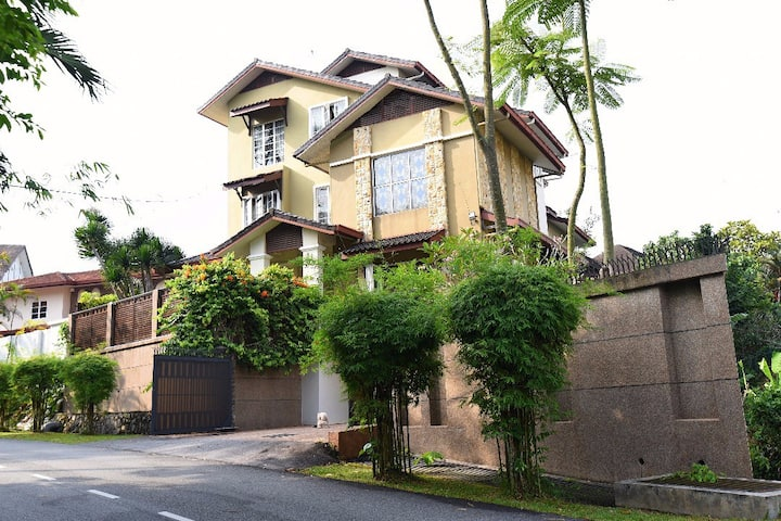 1708 Cozy Bungalow with Private Pool @ Ampang KL
