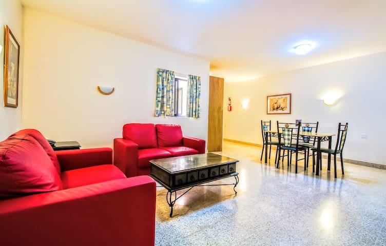 BBA137 ONE BEDROOM INLAND APARTMENT - Il-Gżira - Apartamento