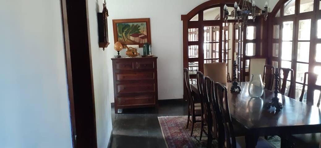Casa São Bento com Piscina e lazer completo!