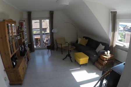 Helle, ruhige Wohnung - Stuttgart