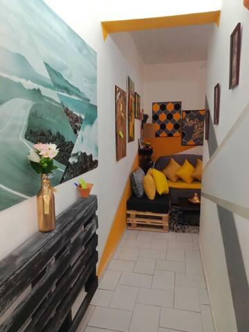 Super stylish studio to rent in Rabat