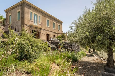 Sciaraviva, Etna country house - Ragalna - Boutique-hotel