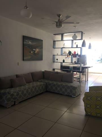 Casa Chacala, increíble departamnto - Chacala - Apartment