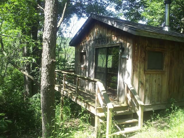 Sumac Cabin @ Rune Hill Sanctuary