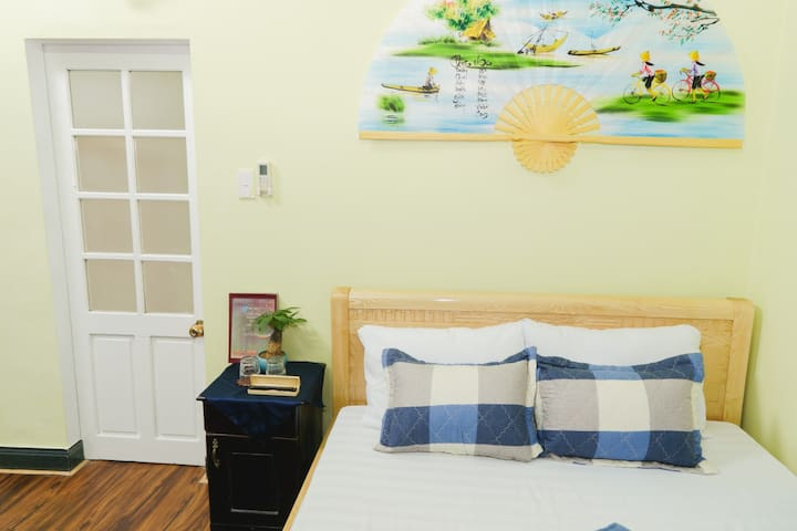 Nice Double Room - T'Garden Homestay