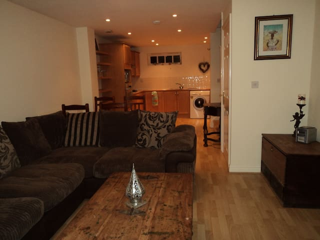 spacious modern 3 storey townhouse - Uppingham - House