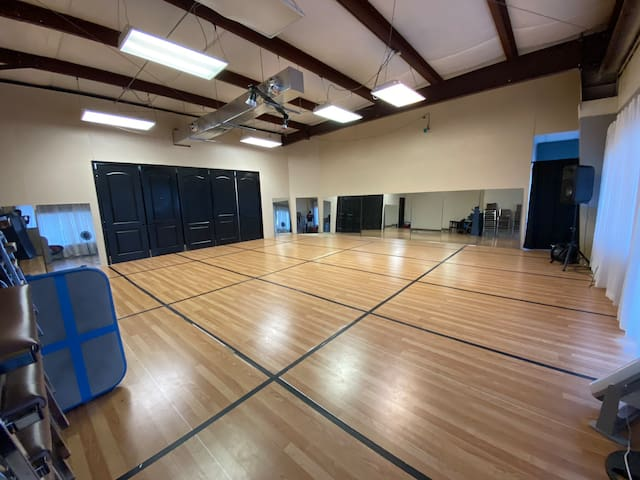 Studio, Meeting, or Party Space Available