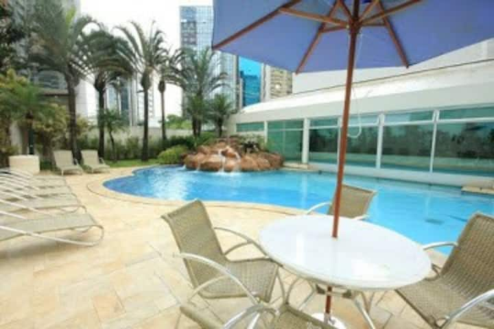 Maximus Luxury in Radisson Vila Olimpia!