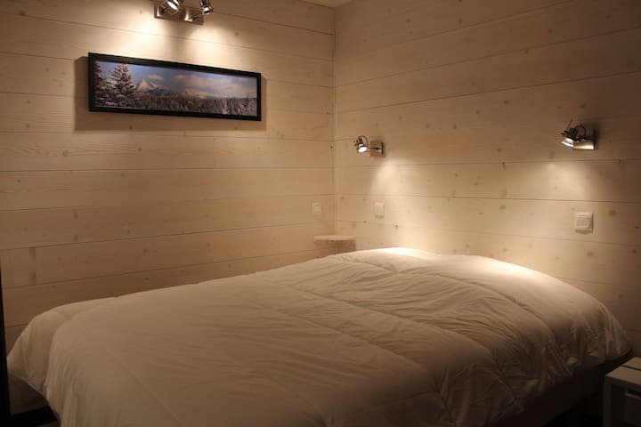 Joli Studio Coeur de BELLE PLAGNE PIERRE DE SOLEIL - Mâcot-la-Plagne - Apartment