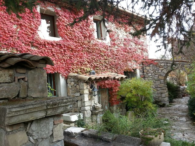 Le priolat des anges - Trigance - Bed & Breakfast