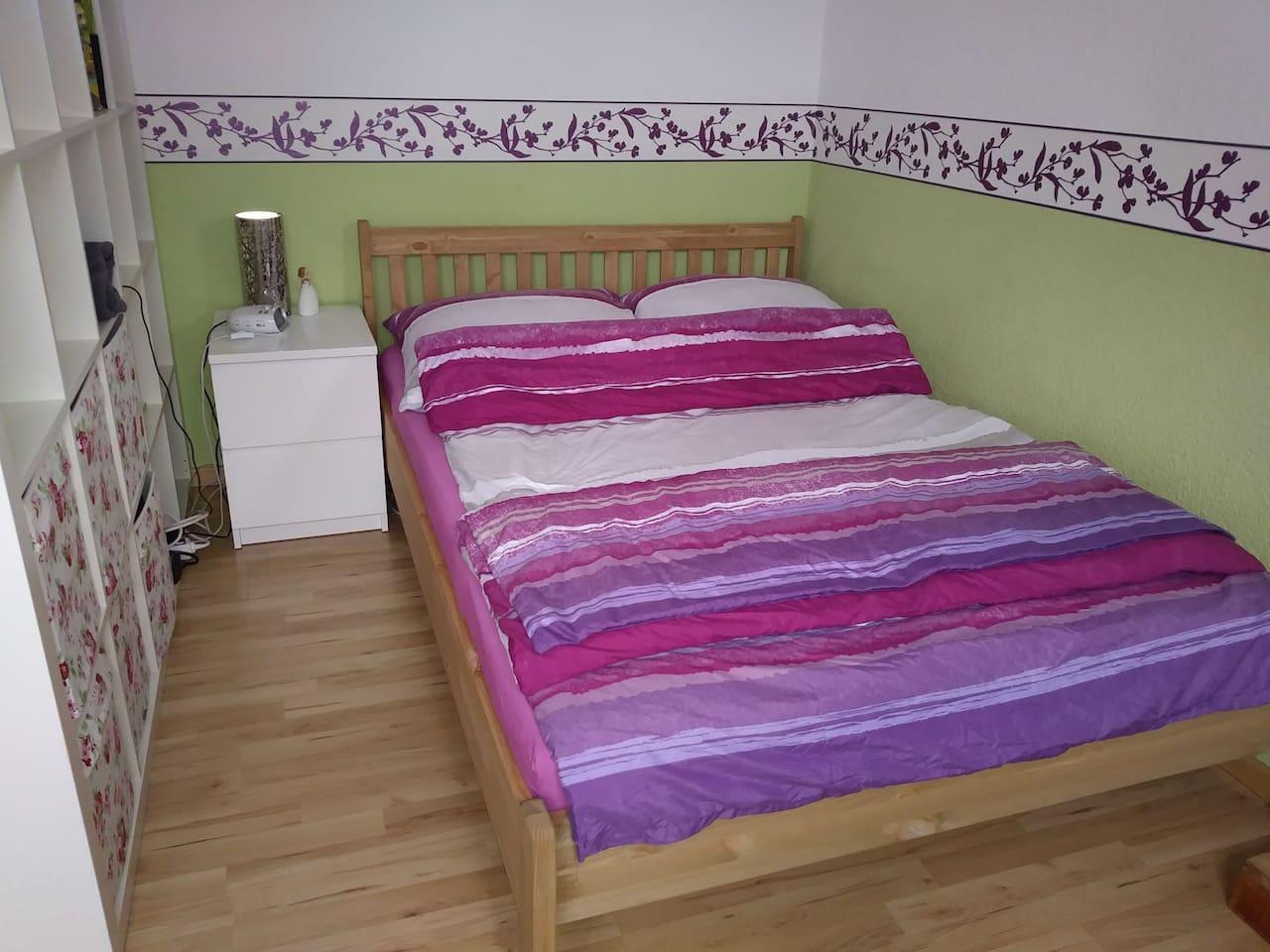 Euer Bett 140x200 mit super Matratze