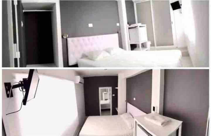 UNIQUE ROOMS IN VHSA DOWNTOWN || ZEN STYLE