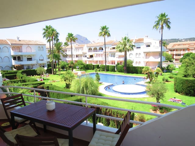 Amazing 3 bdrm apartment to truly unwind in Javea!